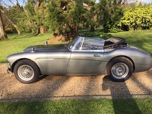 1965 Austin Healey 3000 BJ8 For Sale (picture 1 of 6)