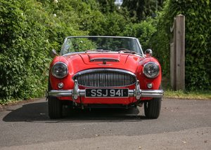 1963 Austin Healey 3000 Mk. II BJ7 For Sale by Auction