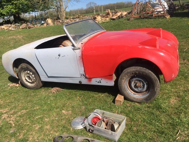 1959 Austin Healey Sprite  For Sale (picture 1 of 6)
