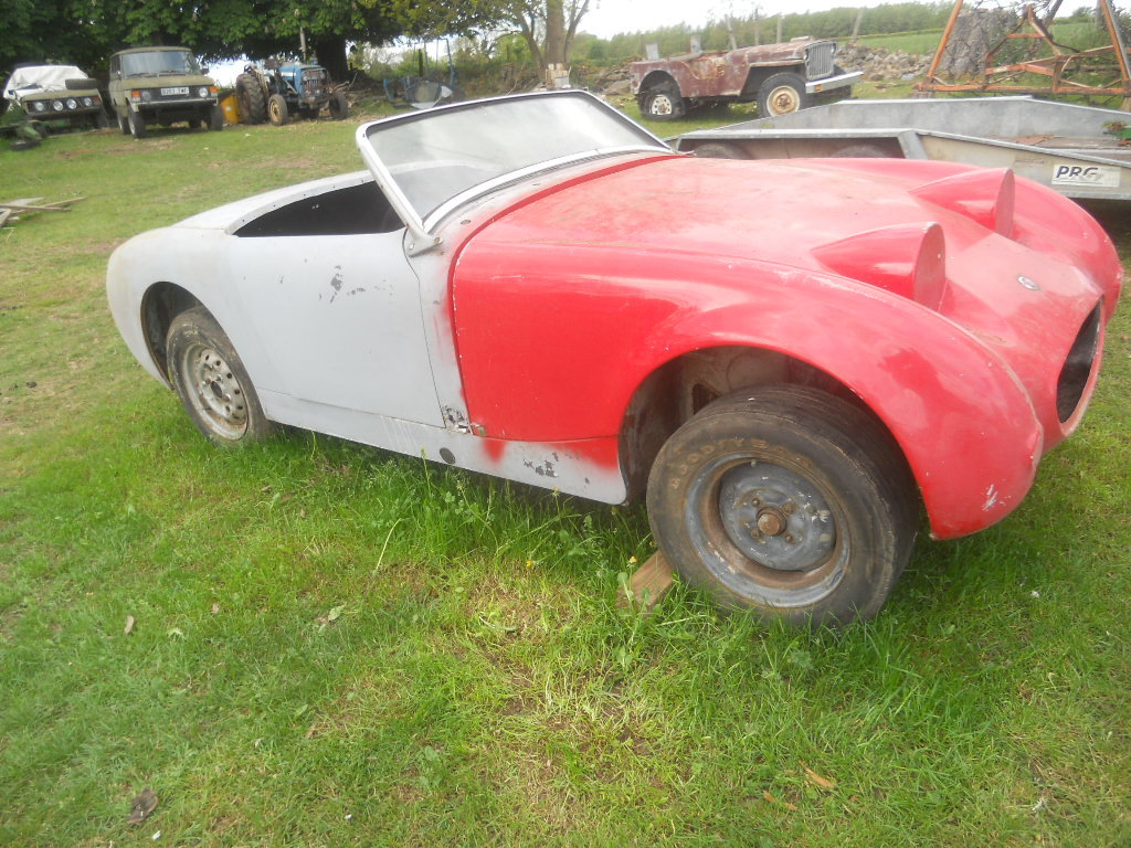 1959 Austin Healey Sprite  For Sale (picture 4 of 6)