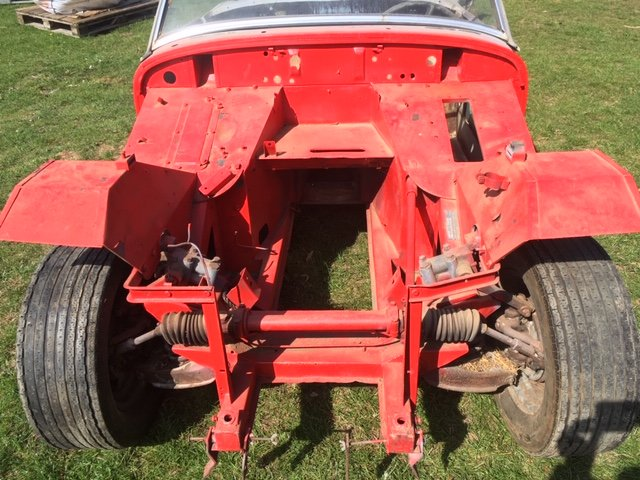 1959 Austin Healey Sprite  For Sale (picture 5 of 6)