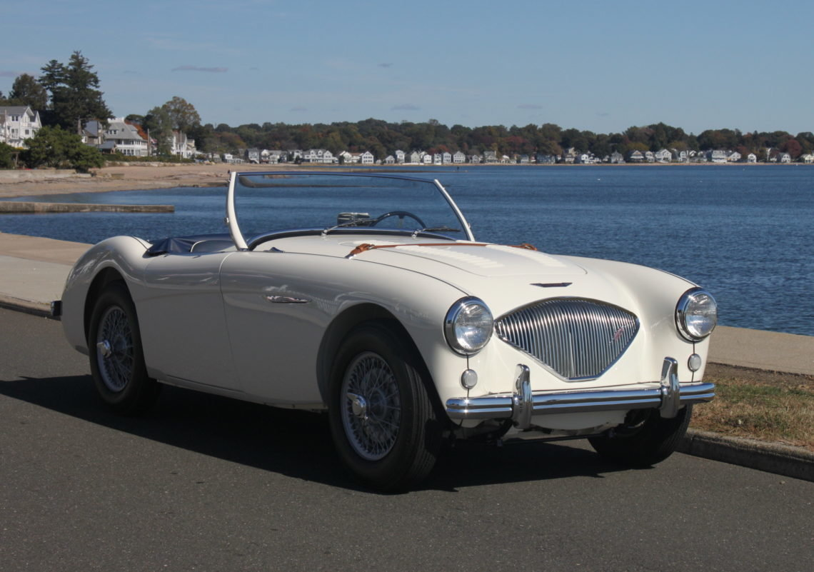 #23361 1955 Austin-Healey 100M  For Sale (picture 1 of 6)