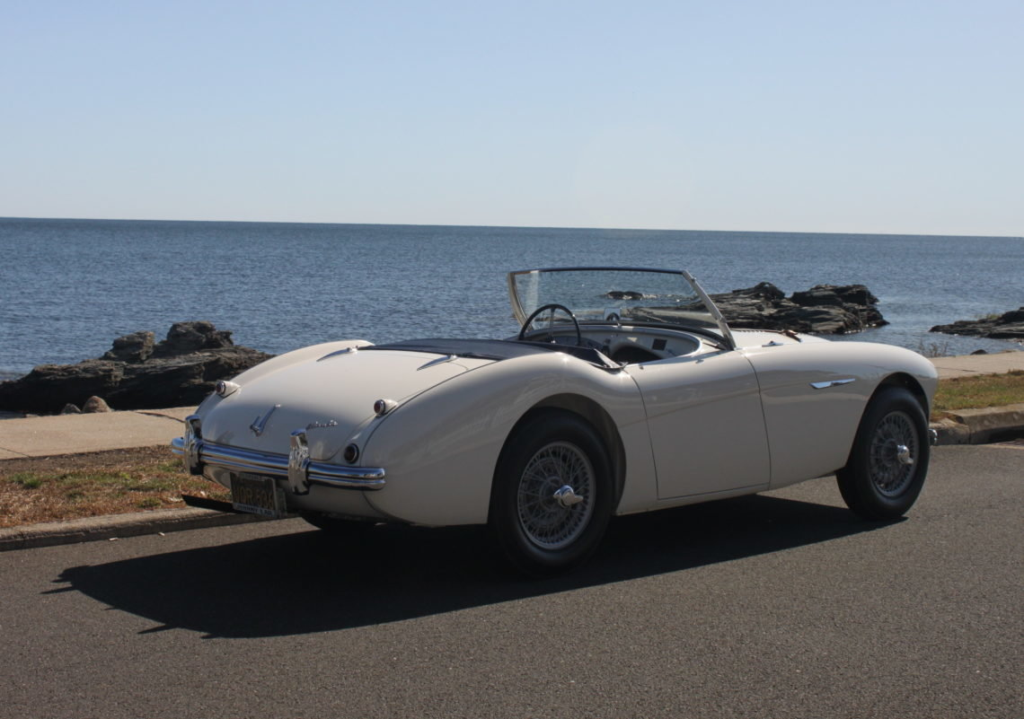 #23361 1955 Austin-Healey 100M  For Sale (picture 3 of 6)
