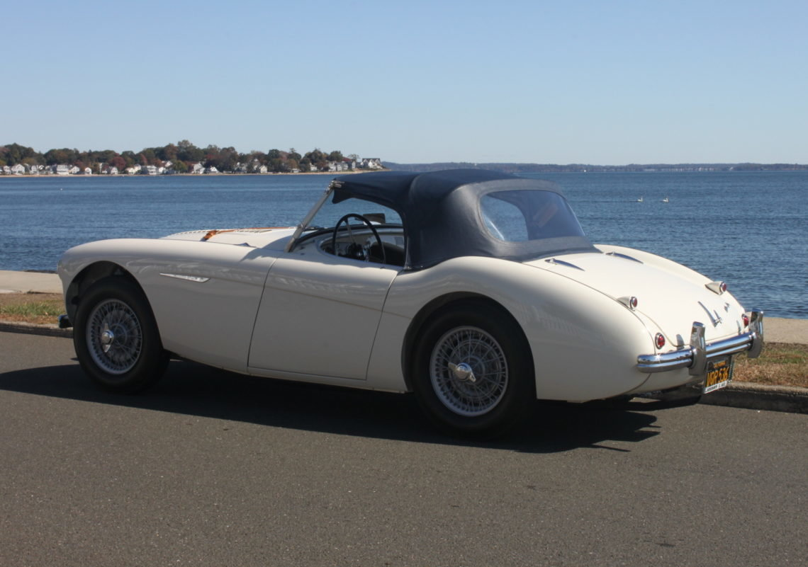 #23361 1955 Austin-Healey 100M  For Sale (picture 4 of 6)