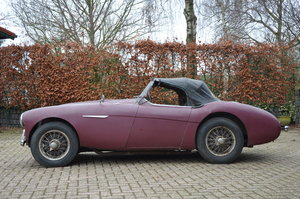 1954 Austin Healey 100 running project car Unrestored