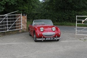 1959 Austin Healey Frogeye Sprite MKI, UK RHD, Original colours