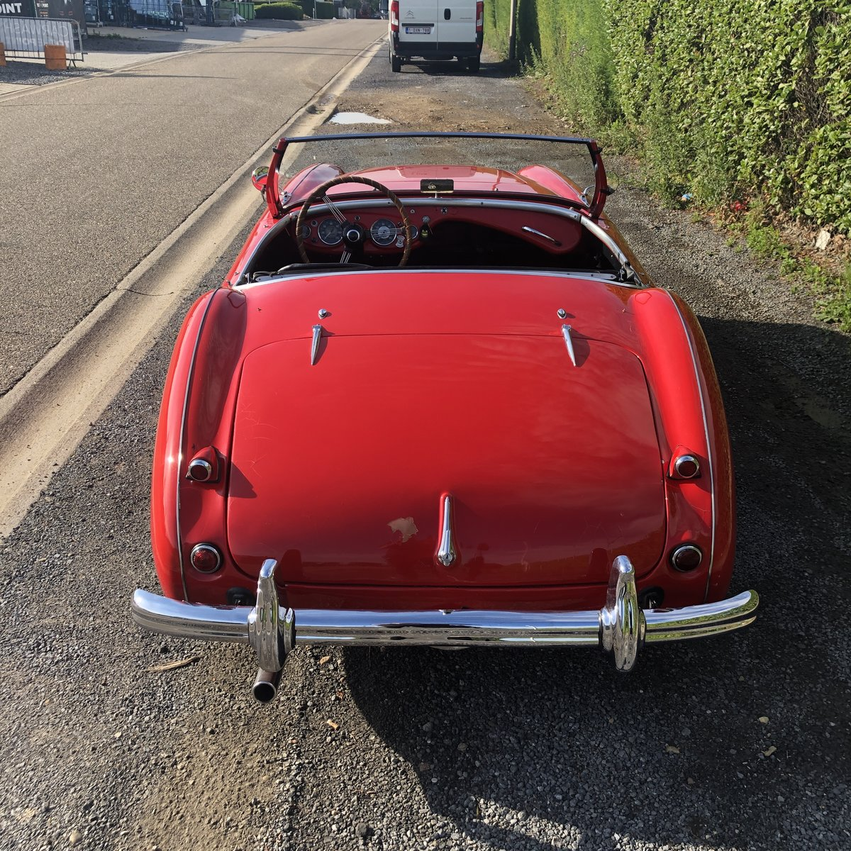 1955 Austin Healey 100/4 BN2 LHD For Sale (picture 3 of 6)