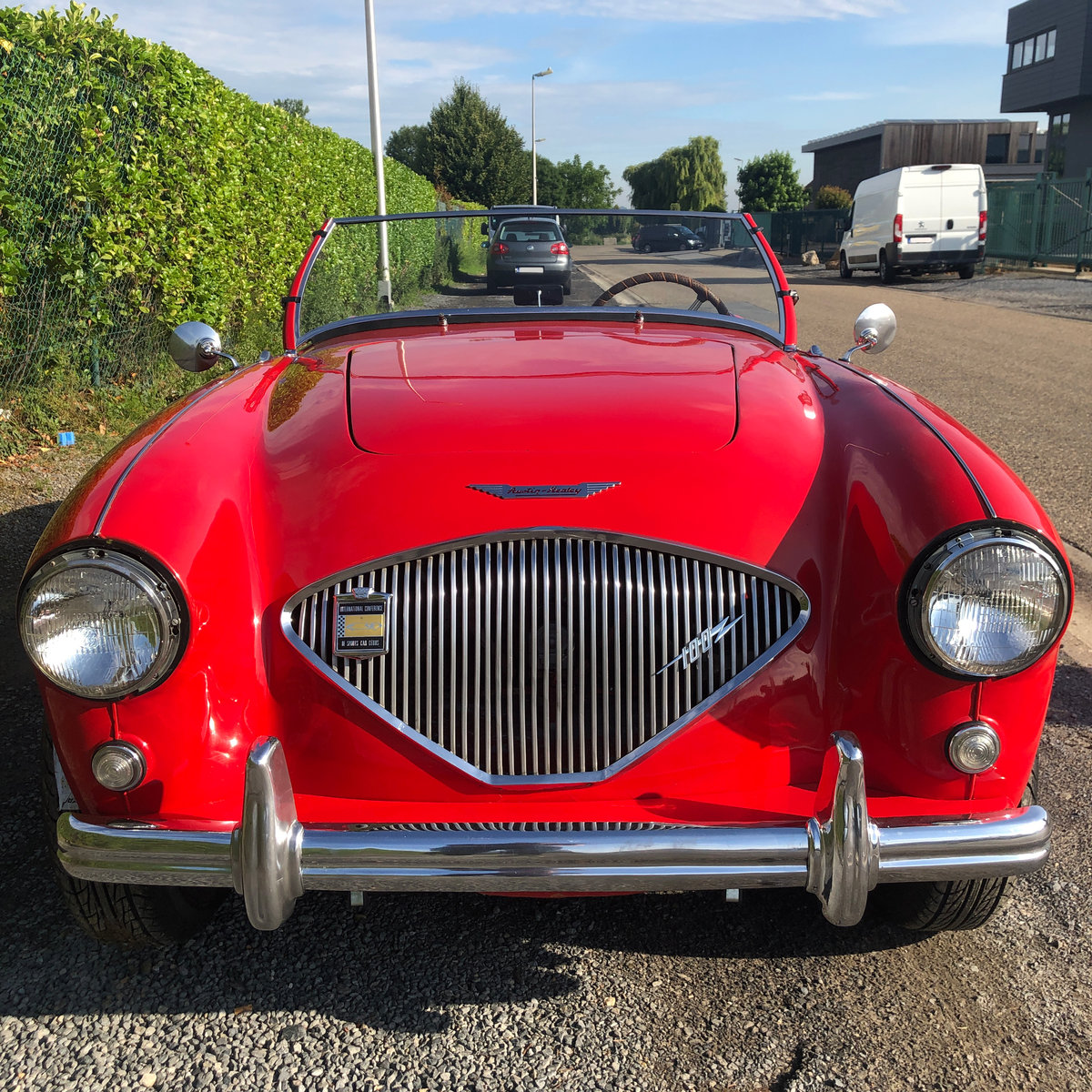 1955 Austin Healey 100/4 BN2 LHD For Sale (picture 4 of 6)