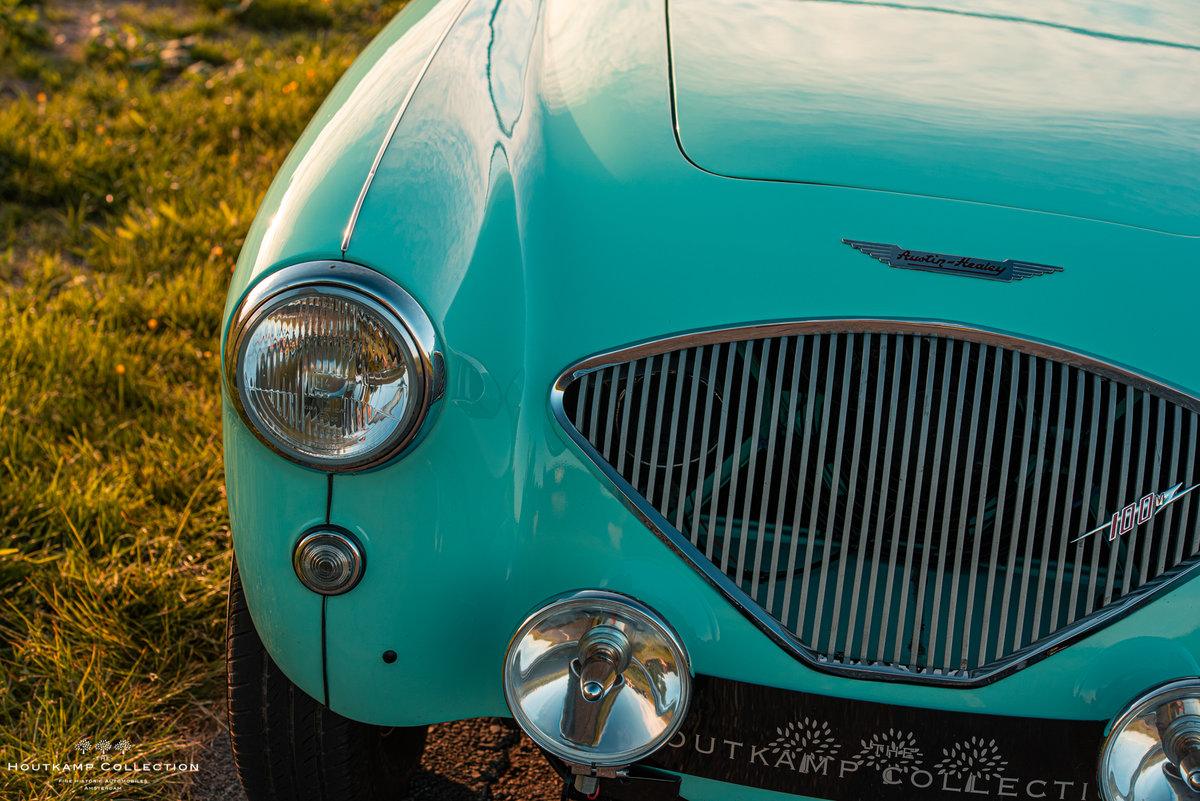 1954 AUSTIN HEALEY 100-4, Mille Miglia Eligible For Sale (picture 3 of 5)