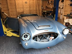 1959 Austin Healey 3000 Mk1 Ground Up Restoration
