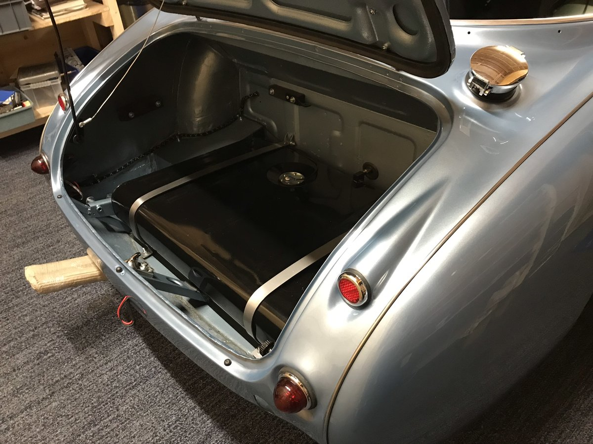 1959 Austin Healey 3000 Mk1 Ground Up Restoration For Sale (picture 4 of 6)