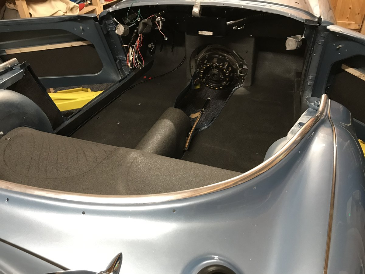 1959 Austin Healey 3000 Mk1 Ground Up Restoration For Sale (picture 5 of 6)