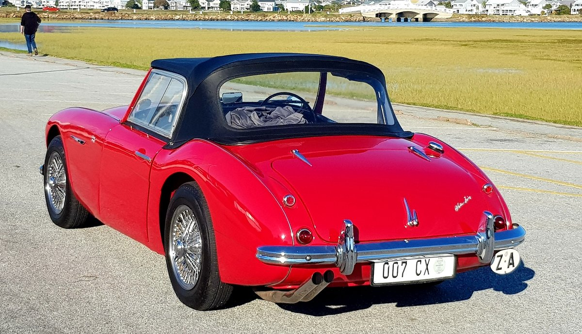 1958 Austin Healey 100/6 BN6 For Sale (picture 4 of 6)