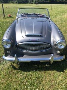 1958 RHD Austin Healey 100/6 2 Seater