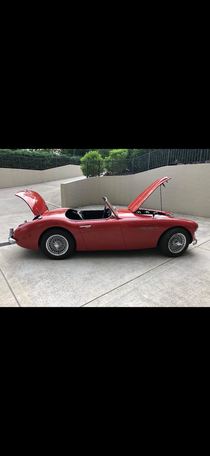 1959 Excellent Austin Healey BN6 2 seater  For Sale (picture 2 of 6)