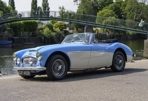 1964   Austin-Healey 3000 MKIII Convertible For Sale In Londo