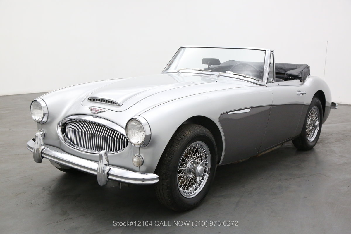 1965 Austin-Healey 3000 Convertible Sports Car For Sale (picture 3 of 6)