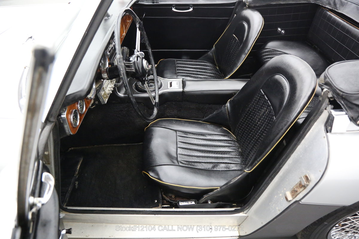 1965 Austin-Healey 3000 Convertible Sports Car For Sale (picture 4 of 6)