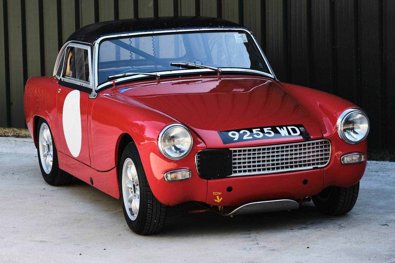 1962 Austin Healey MK2 Works Sprite For Sale (picture 1 of 6)