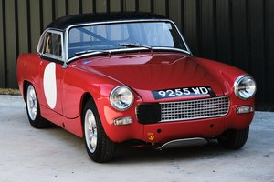 Austin Healey MK2 Works Sprite