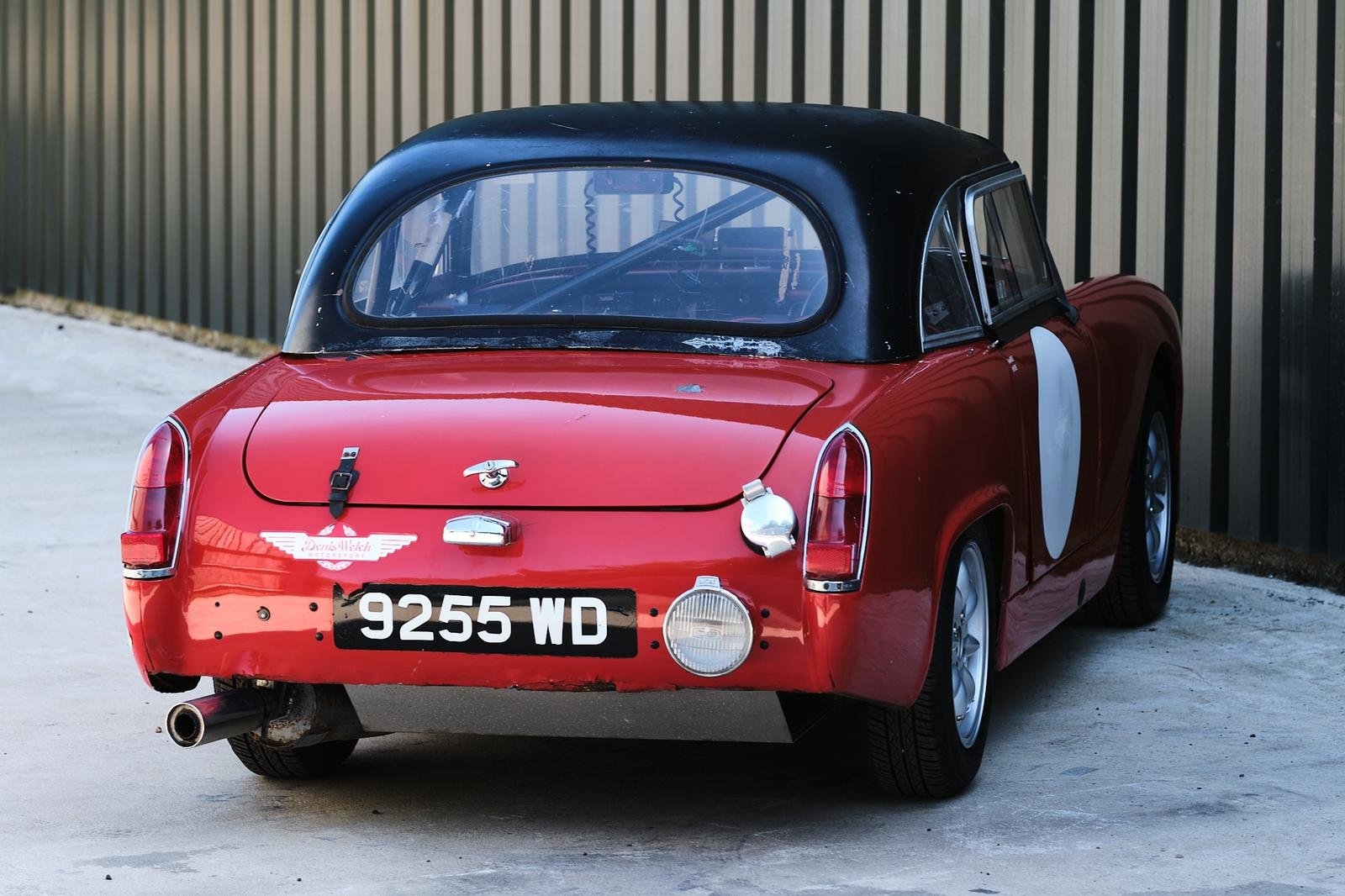 1962 Austin Healey MK2 Works Sprite For Sale (picture 3 of 6)