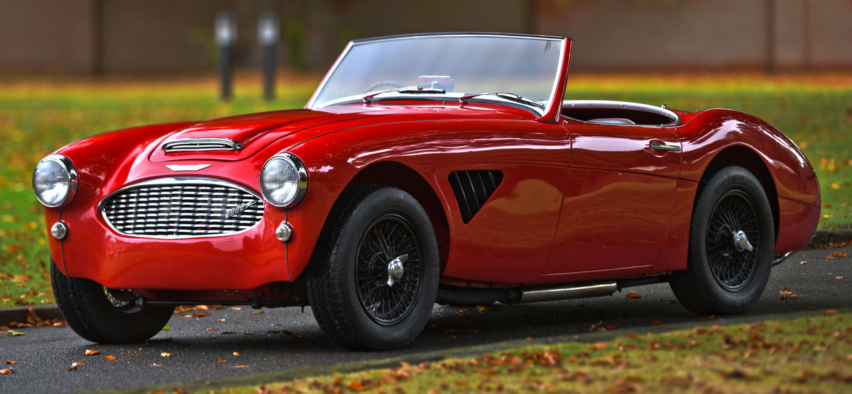 1961 1960 AUSTIN-HEALEY 3000 MKI BN7 For Sale (picture 1 of 6)