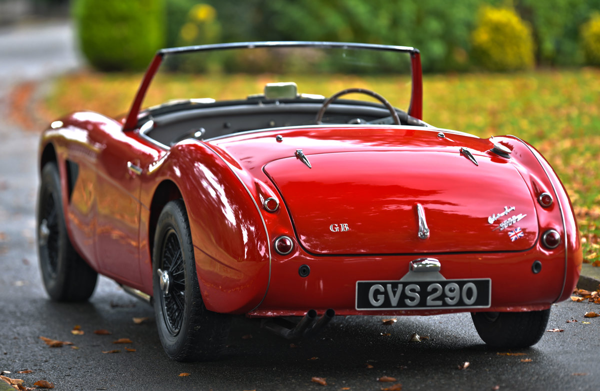 1961 1960 AUSTIN-HEALEY 3000 MKI BN7 For Sale (picture 2 of 6)