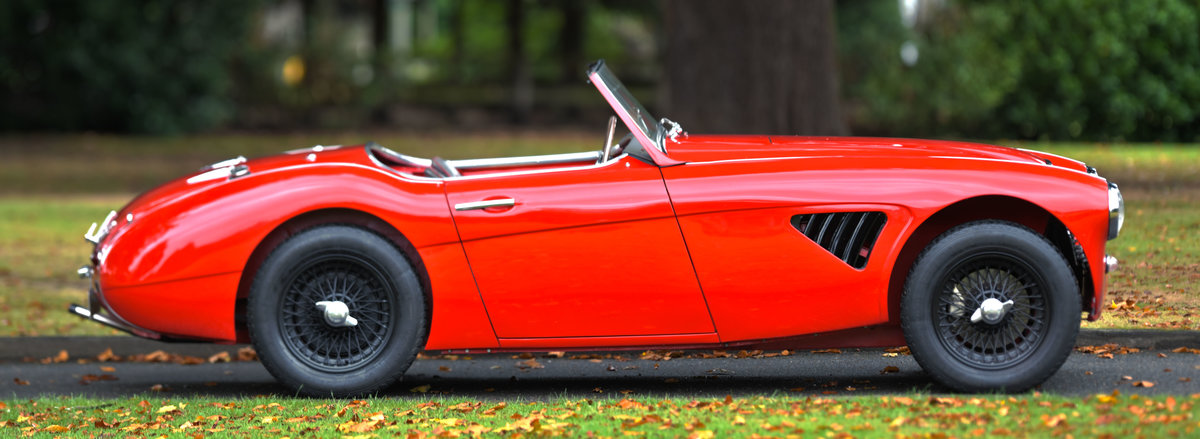 1961 1960 AUSTIN-HEALEY 3000 MKI BN7 For Sale (picture 3 of 6)