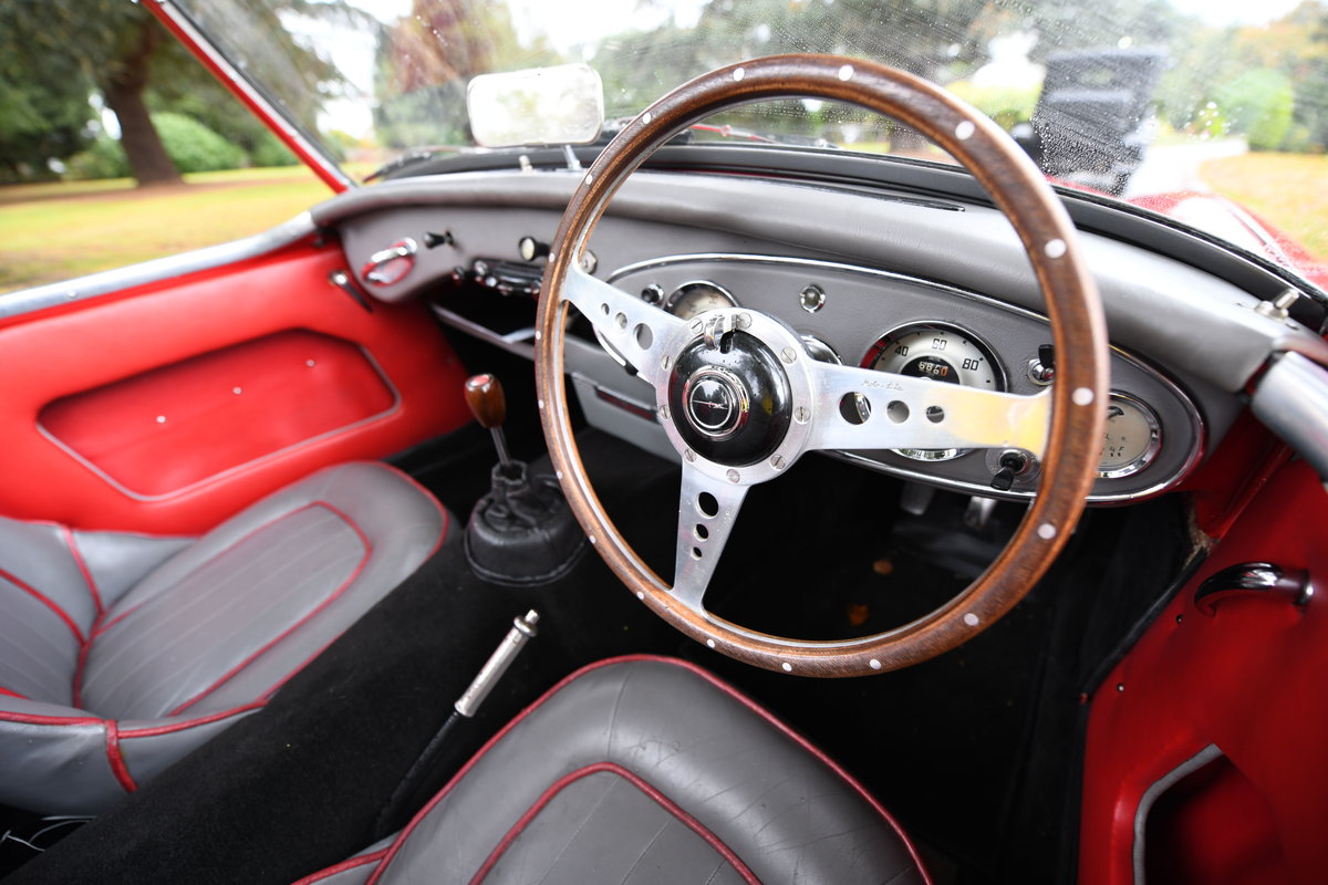 1961 1960 AUSTIN-HEALEY 3000 MKI BN7 For Sale (picture 6 of 6)