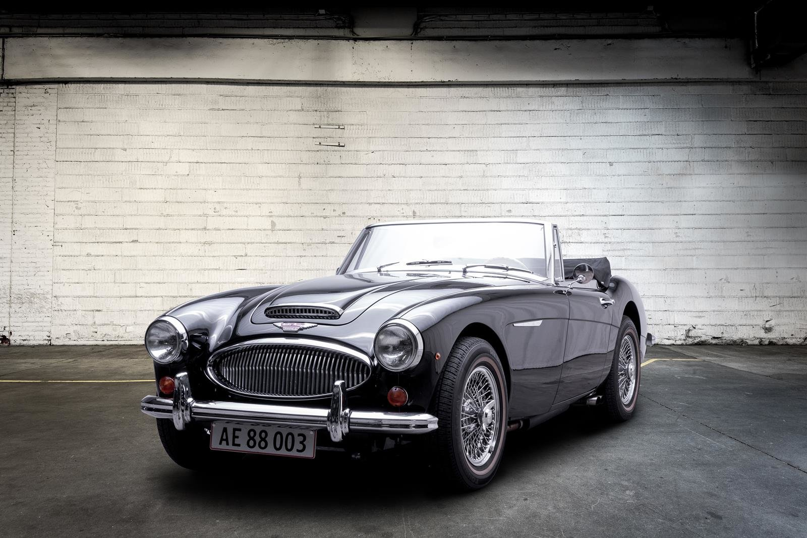 1966 Austin Healey 3000 MK 3  For Sale (picture 1 of 6)