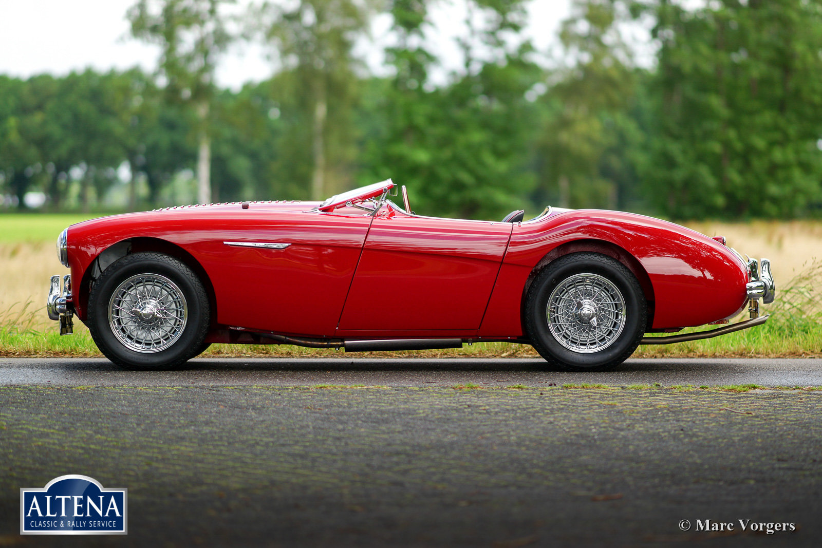 Austin Healey 100M 'Le Mans' 1955 For Sale (picture 1 of 6)