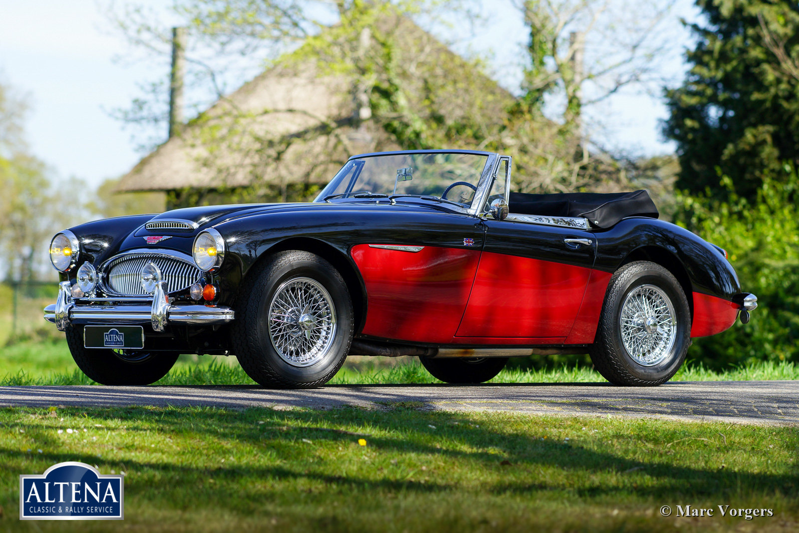 Austin Healey 3000 MK III, 1967 For Sale (picture 1 of 6)