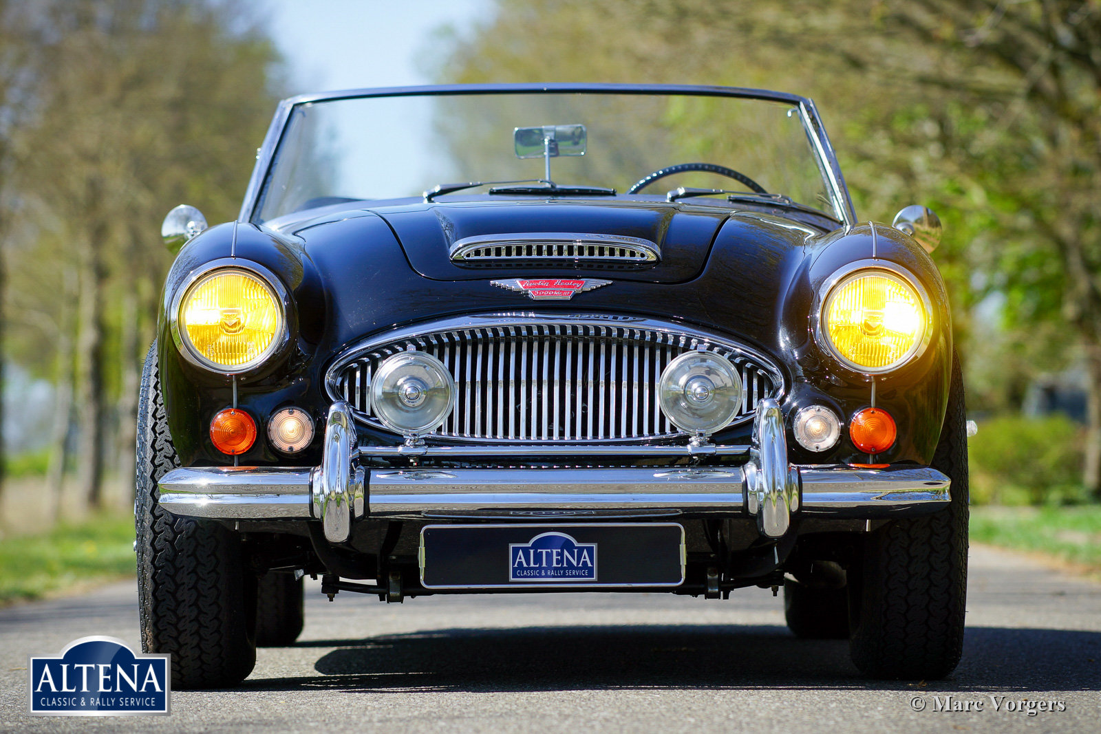 Austin Healey 3000 MK III, 1967 For Sale (picture 2 of 6)