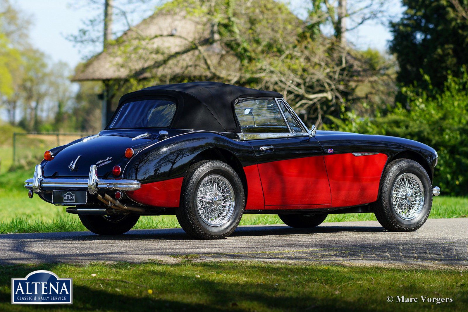 Austin Healey 3000 MK III, 1967 For Sale (picture 5 of 6)