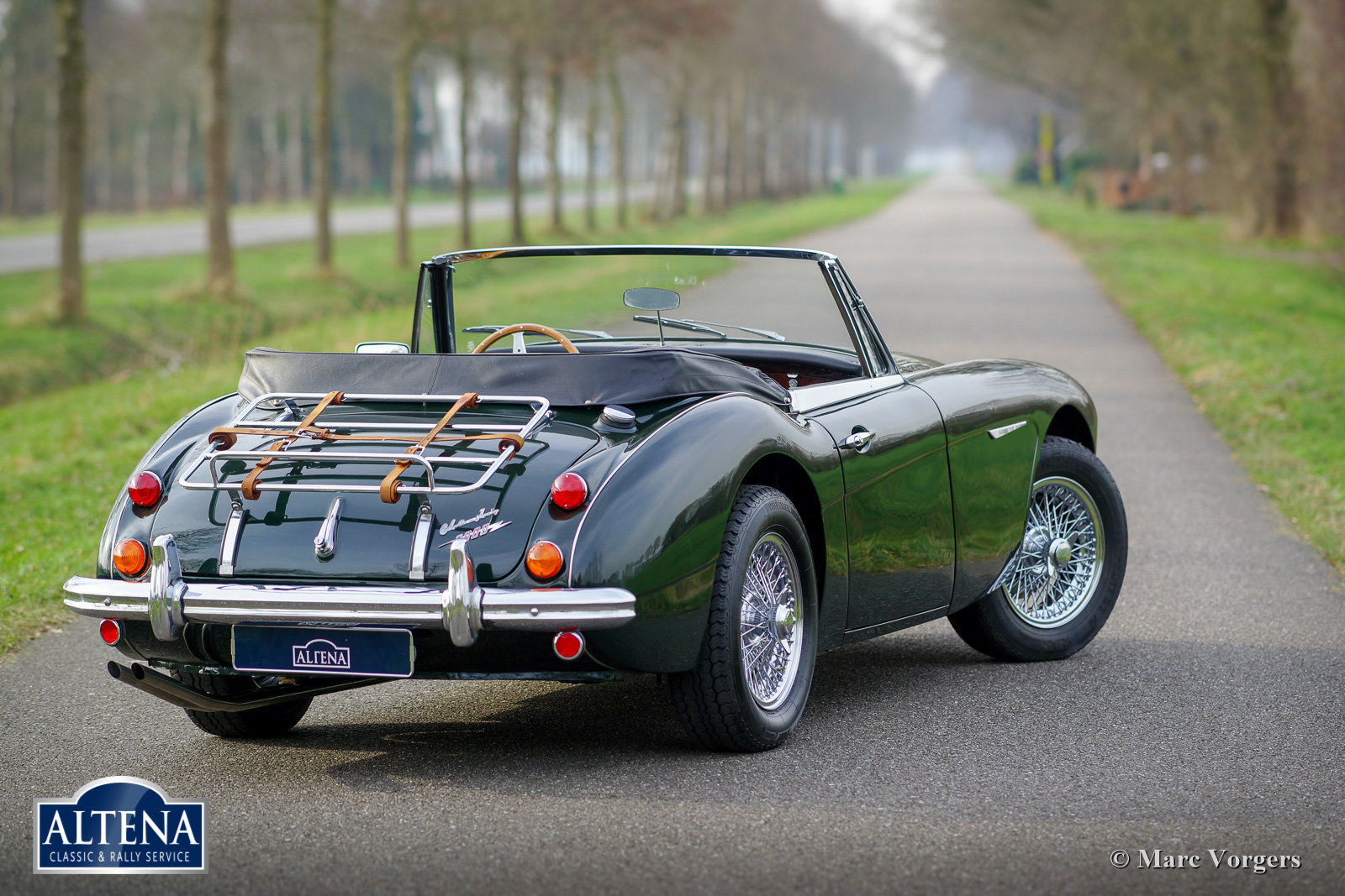 Austin Healey 3000 MK III, 1966 For Sale (picture 4 of 6)