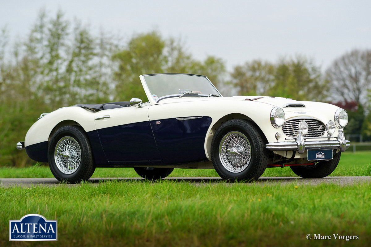 Austin Healey 100/6, 1959 SOLD (picture 1 of 2)