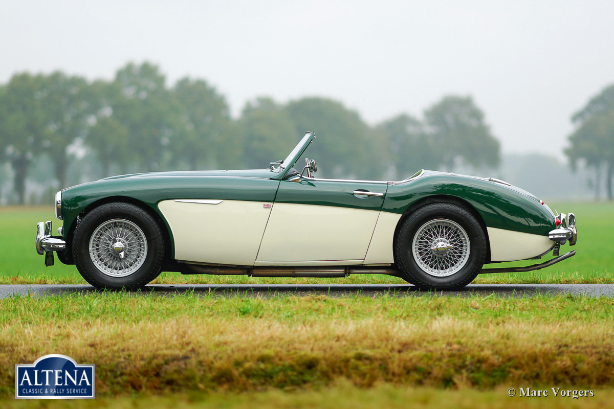 Austin Healey 100/6, 1959 SOLD (picture 2 of 2)