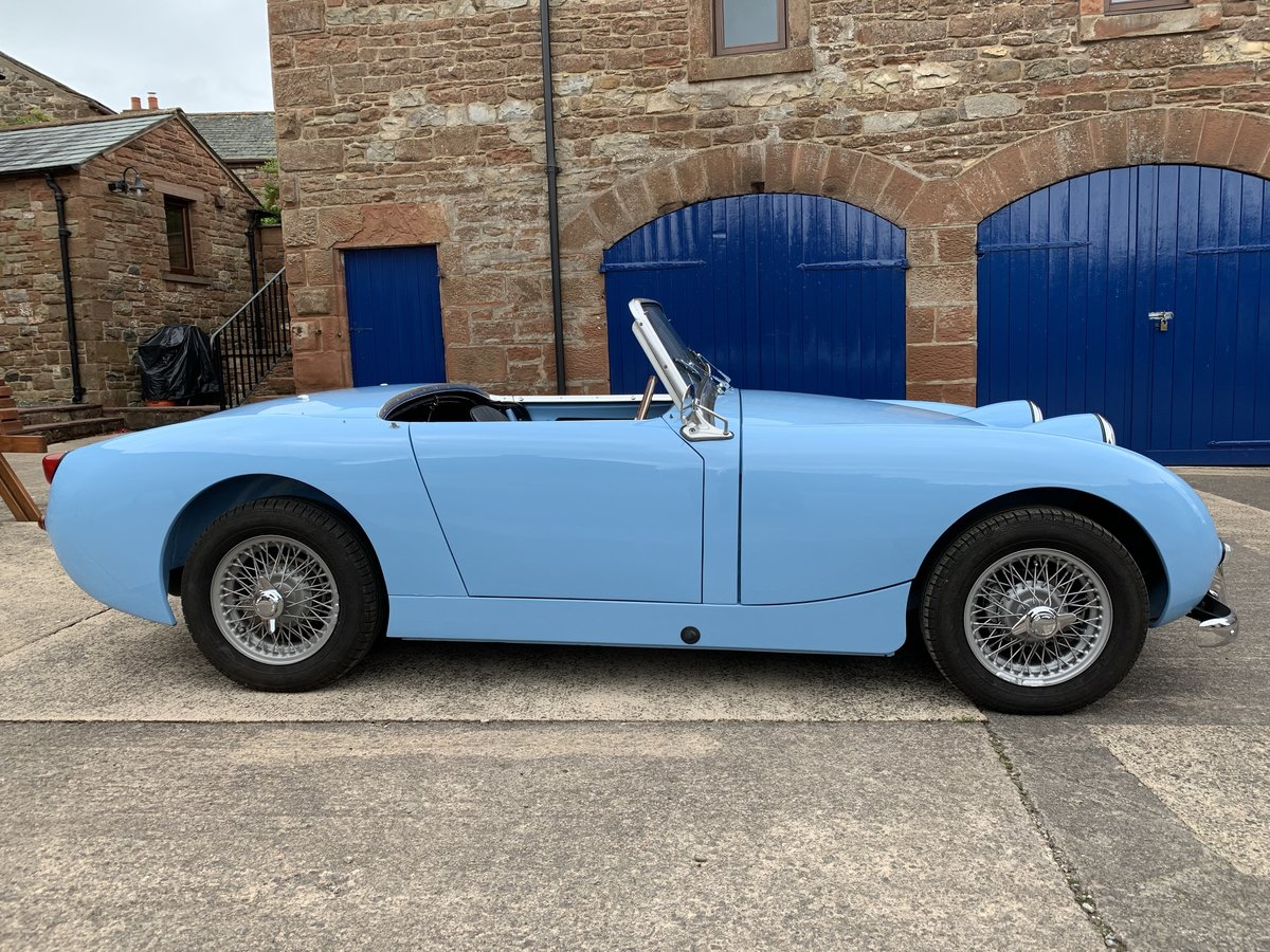 1958 Austin Healey Sprite MK1 (Frogeye) Now sold SOLD (picture 2 of 6)