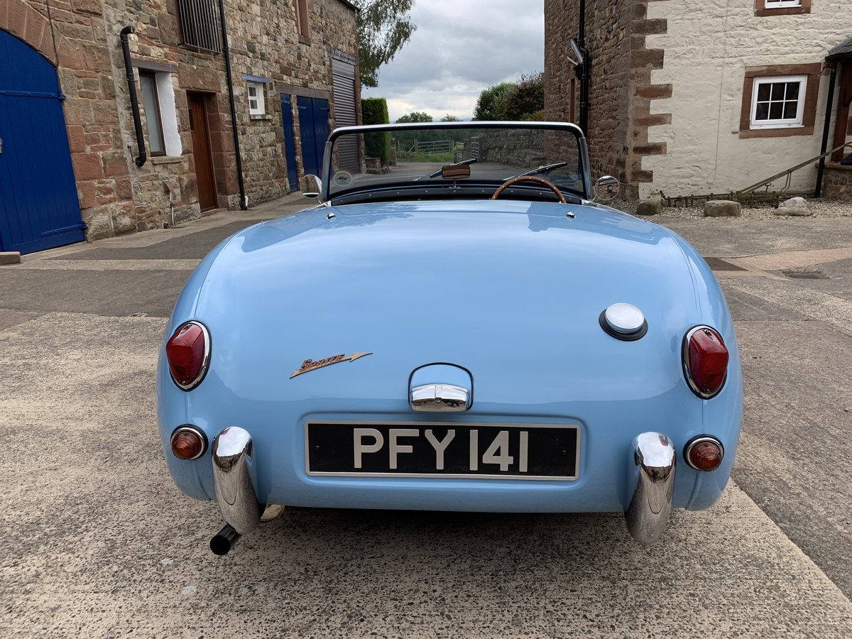 1958 Austin Healey Sprite MK1 (Frogeye) Now sold SOLD (picture 3 of 6)