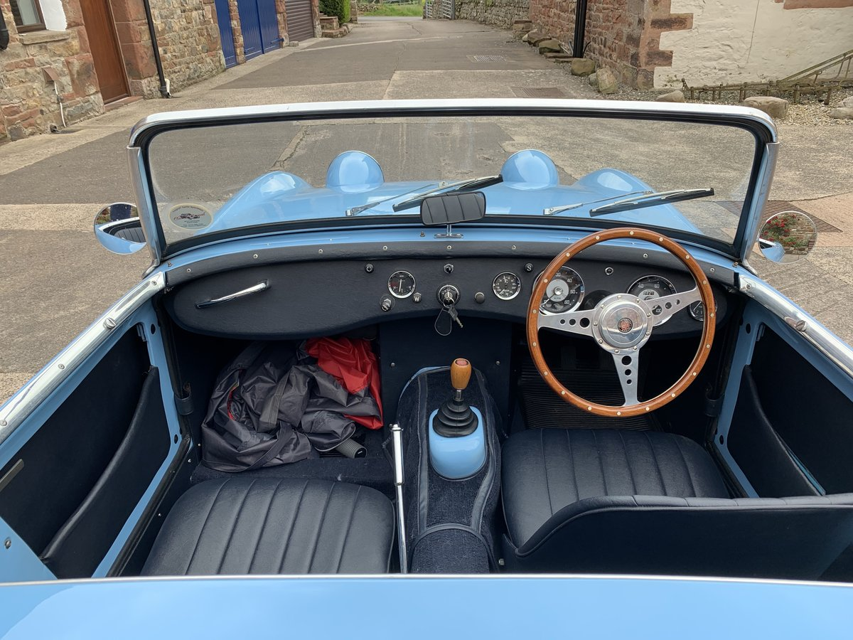 1958 Austin Healey Sprite MK1 (Frogeye) Now sold SOLD (picture 4 of 6)