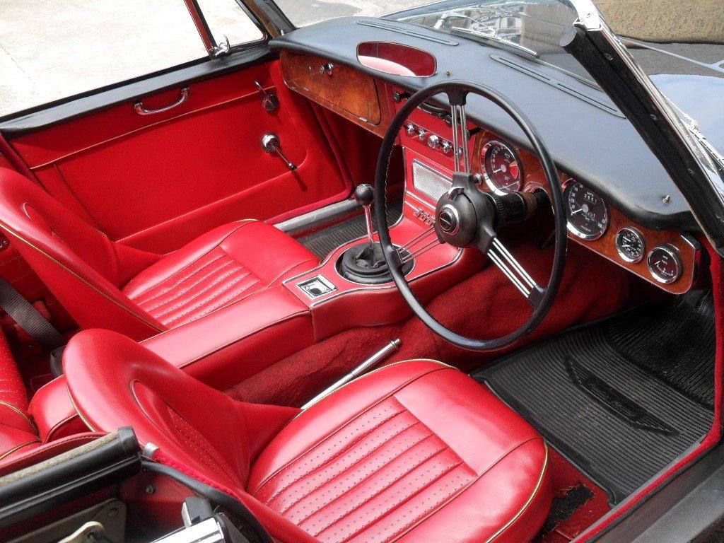 1965 Austin Healey 3000 MK 3 BJ8 RHD UK CAR ORIGINAL & UNRESTORED For Sale (picture 4 of 6)
