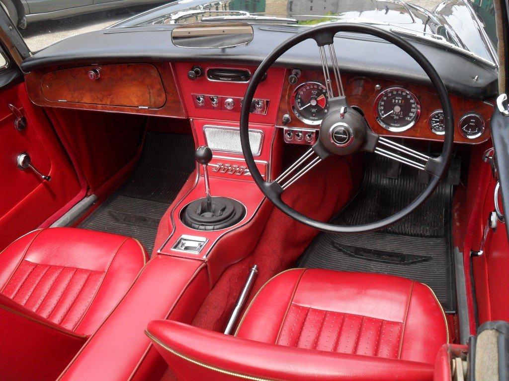 1965 Austin Healey 3000 MK 3 BJ8 RHD UK CAR ORIGINAL & UNRESTORED For Sale (picture 6 of 6)