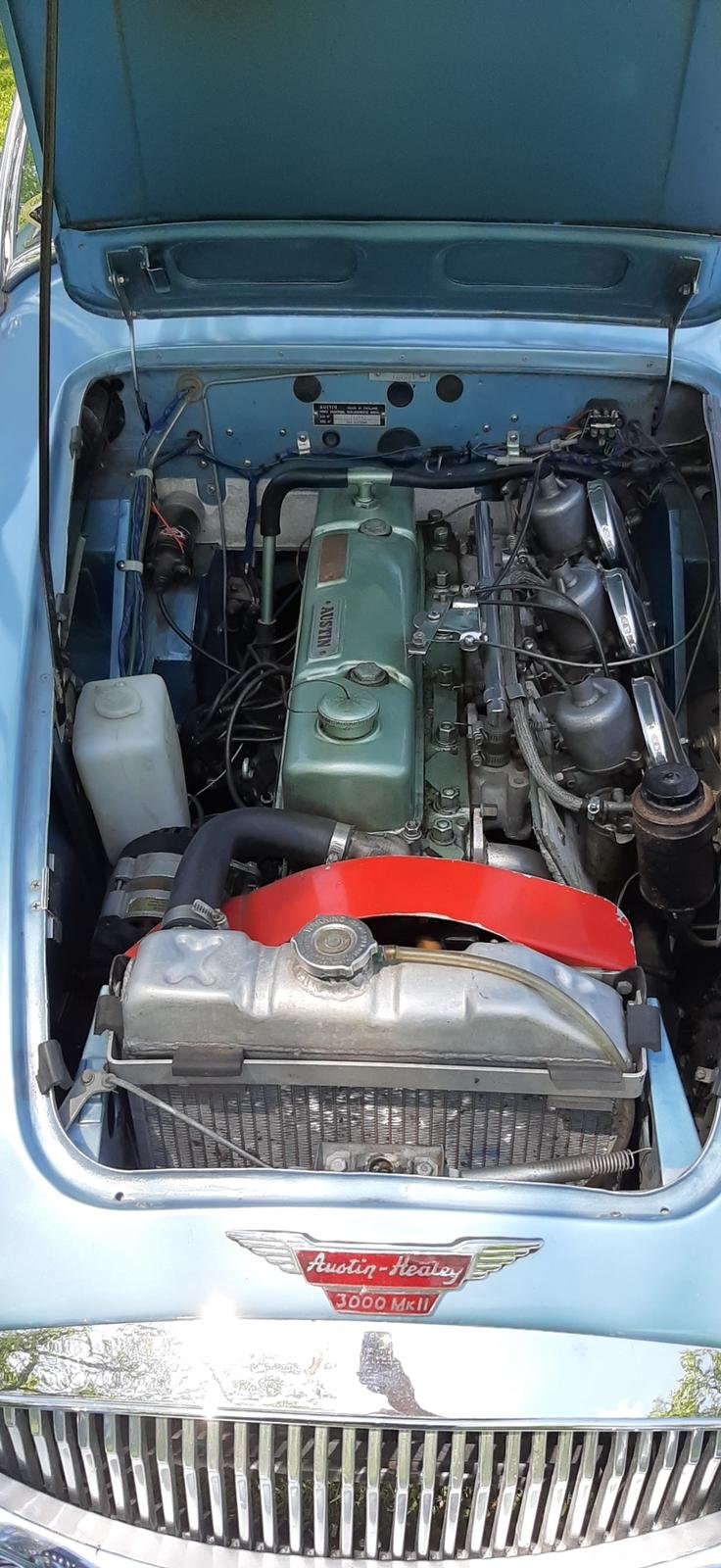 1961 BT7L Tri Carb MK2 For Sale (picture 2 of 6)