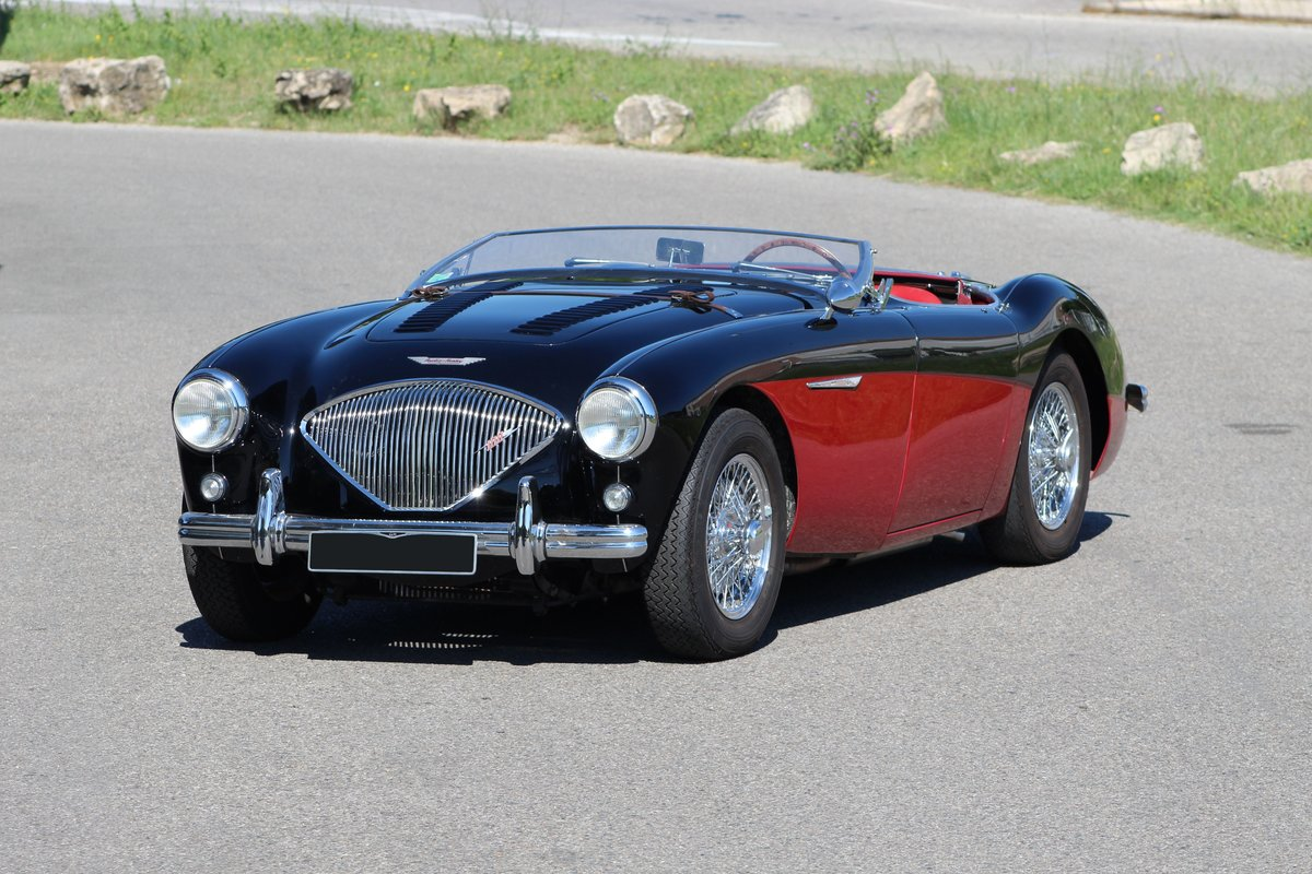 1956 Austin-Healey 100 (BN2) roadster For Sale (picture 1 of 1)