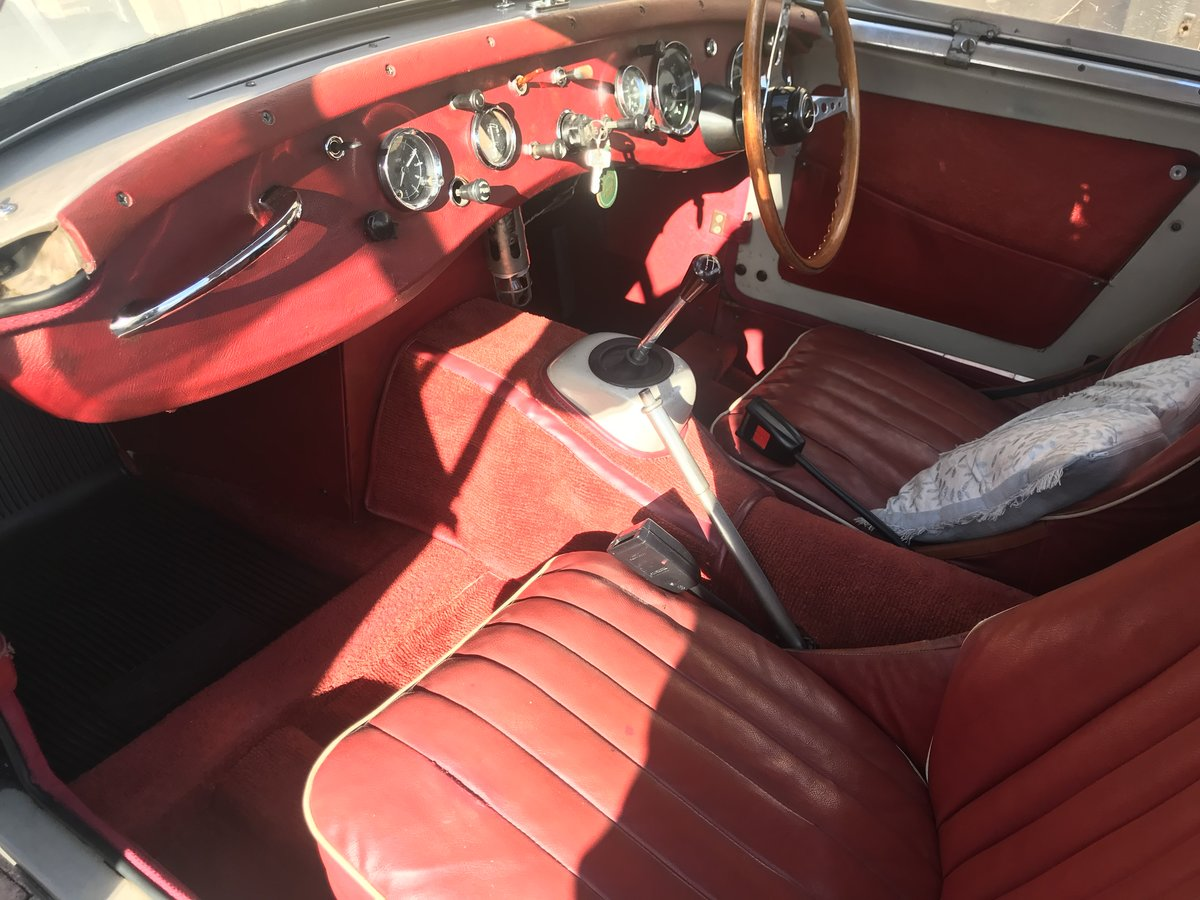 1960 Austin Healey Frogeye Sprite SOLD (picture 5 of 6)