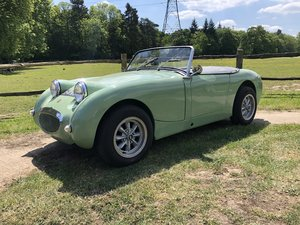 1958 Austin Healey Sprite Mk1 RESTOMOD For Sale
