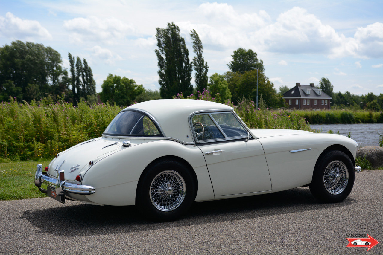 1960 Austin Healey 3000 - very well prepared, comes with hardtop For Sale (picture 2 of 6)