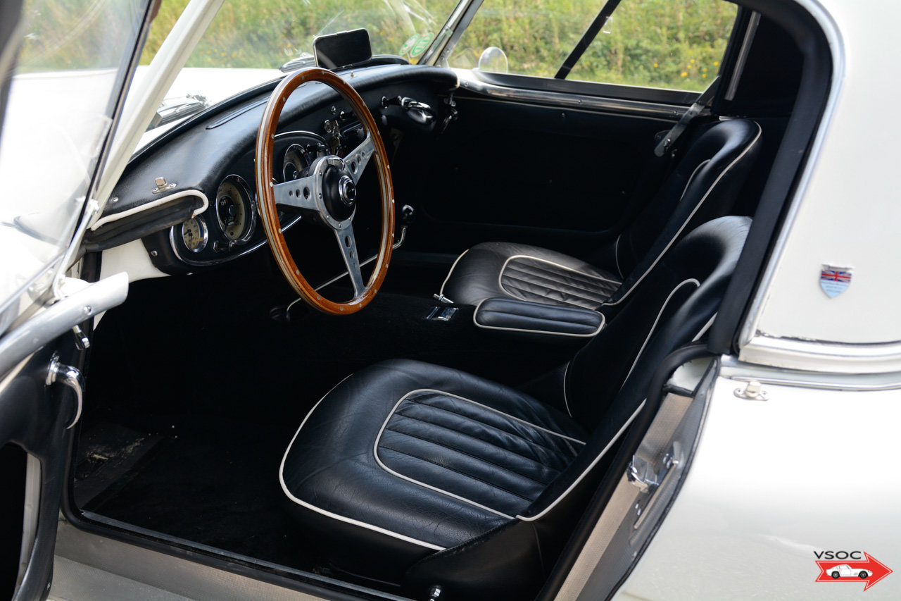 1960 Austin Healey 3000 - very well prepared, comes with hardtop For Sale (picture 4 of 6)