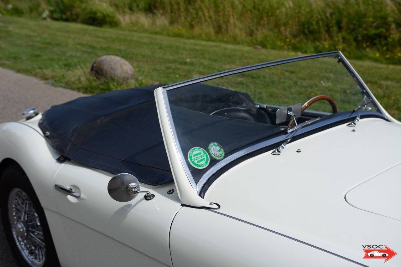 1960 Austin Healey 3000 - very well prepared, comes with hardtop For Sale (picture 3 of 6)