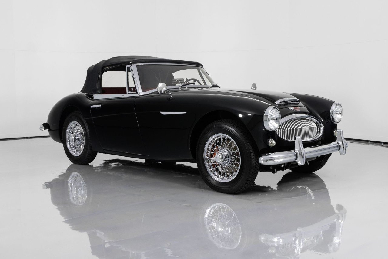 1963 AUSTIN HEALEY 3000 MK2 For Sale (picture 2 of 6)
